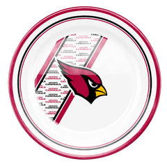 Arizona Cardinals Melamine Dinner Plate