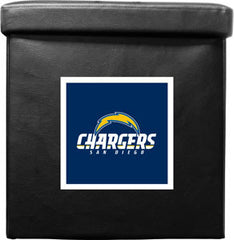 San Diego Chargers Ottoman