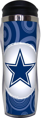 Dallas Cowboys Circle Travel Mug