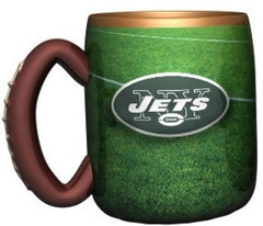 New York Jets Field Mug