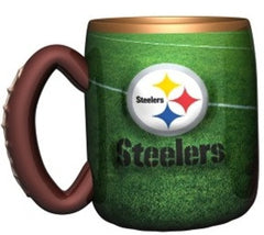 Pittsburgh Steelers Field Mug