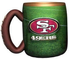 San Francisco 49ers Field Mug