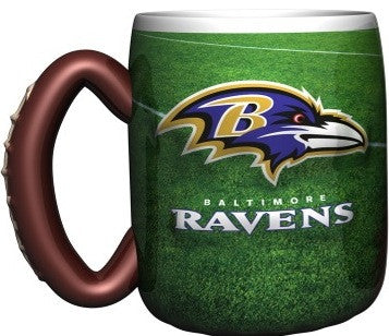 Baltimore Ravens Field Mug