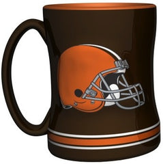 Cleveland Browns Relief Mug