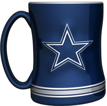 Dallas Cowboys Relief Mug