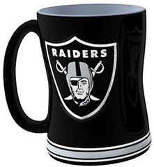 Oakland Raiders Relief Mug