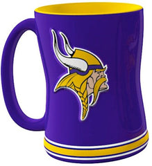 Minnesota Vikings Relief Mug