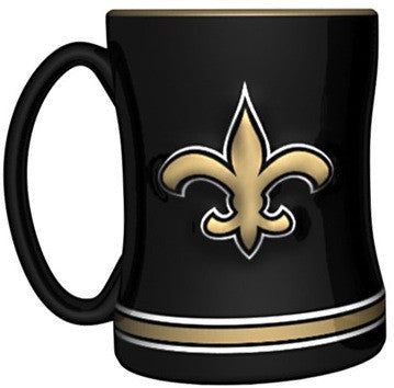 New Orleans Saints Relief Mug
