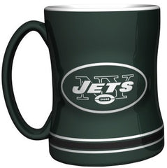 New York Jets Relief Mug