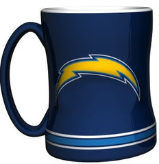 San Diego Chargers Relief Mug