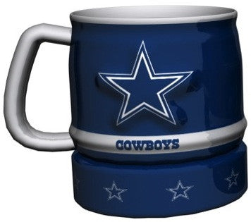 Dallas Cowboys Barrel Mug
