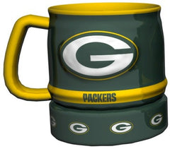 Green Bay Packers Barrel Mug