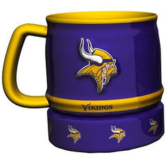 Minnesota Vikings Barrel Mug