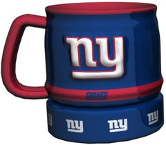 New York Giants Barrel Mug