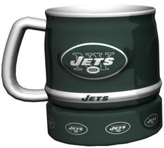 New York Jets Barrel Mug