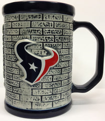 Houston Texans Stonewall Mug