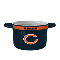 Chicago Bears Sculpted Gametime Bowl