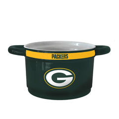 Green Bay Packers Sculpted Gametime Bowl