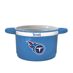 Tennessee Titans Sculpted Gametime Bowl