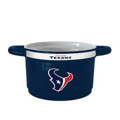 Houston Texans Sculpted Gametime Bowl