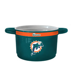 Miami Dolphins Sculpted Gametime Bowl