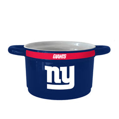 New York Giants Sculpted Gametime Bowl