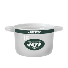 New York Jets Sculpted Gametime Bowl