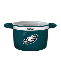 Philadelphia Eagles Sculpted Gametime Bowl