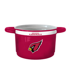 Arizona Cardinals Sculpted Gametime Bowl