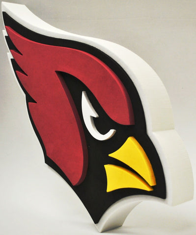 Arizona Cardinals 3D FOAM SIGN