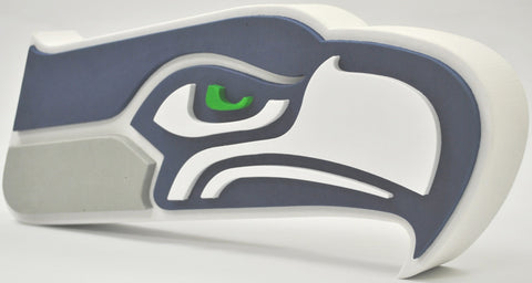 Seattle Seahawks 3D FOAM SIGN