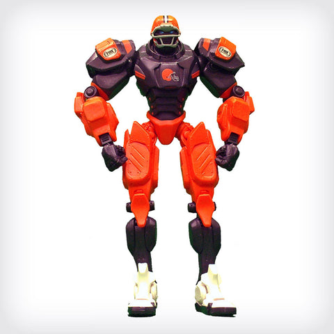 "Cleveland Browns 10"" TEAM ROBOT"