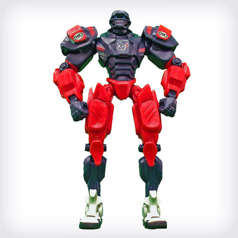 "Houston Texans 10"" TEAM ROBOT"