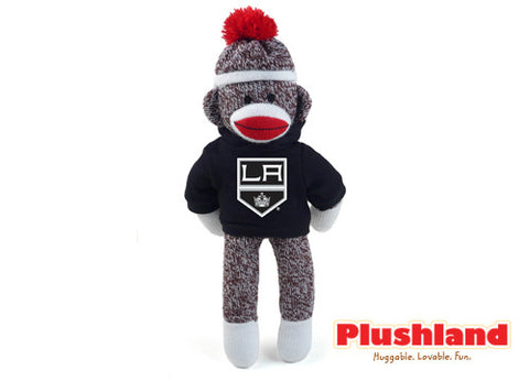 "8"" Sock Monkey  - KINGS"