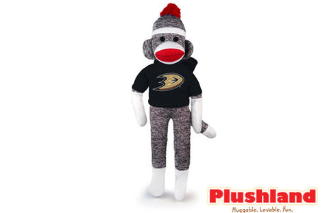 "20"" Sock Monkey  - DUCKS"