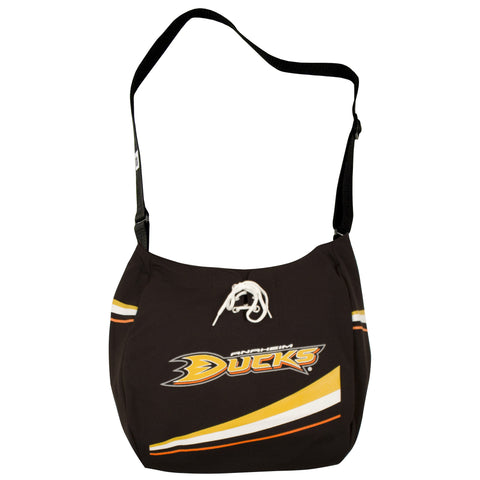Anaheim Mighty Ducks **Jersey Tote Bag