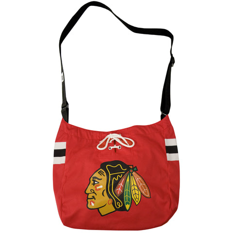 Chicago Blackhawks **Jersey Tote Bag