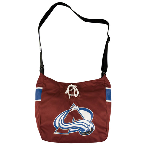 Colorado Avalanche **Jersey Tote Bag