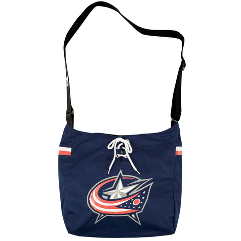 Columbus Blue Jackets **Jersey Tote Bag