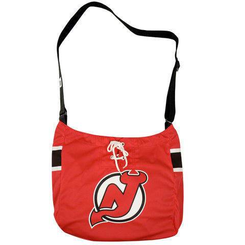 New Jersey Devils **Jersey Tote Bag