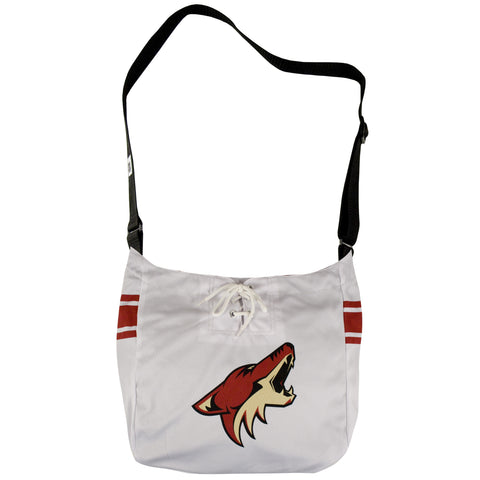 Phoenix Coyotes **Jersey Tote Bag