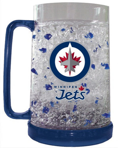 Winnipeg Jets Speck Freezer Mug