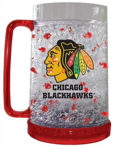 Chicago Blackhawks Speck Freezer Mug