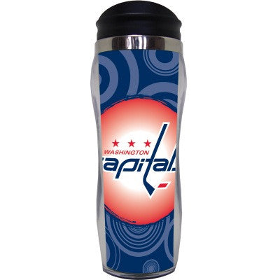 Washington Capitals Circle Travel Mug