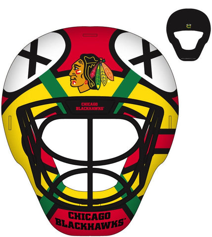 Chicago Blackhawks Fanmask