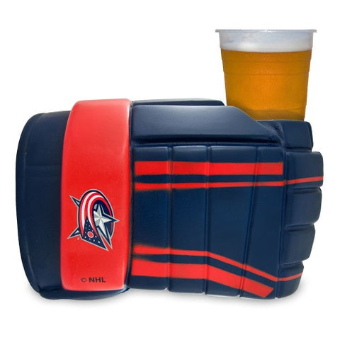 Columbus Blue Jackets Game On Glove