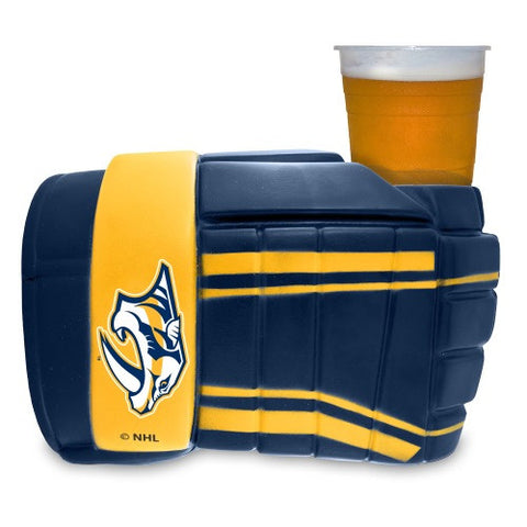 Nashville Predators Game On Glove