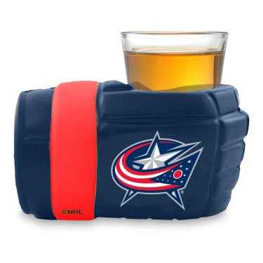 Columbus Blue Jackets Mini Shot Glove