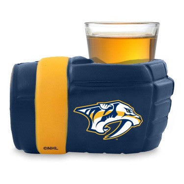 Nashville Predators Mini Shot Glove