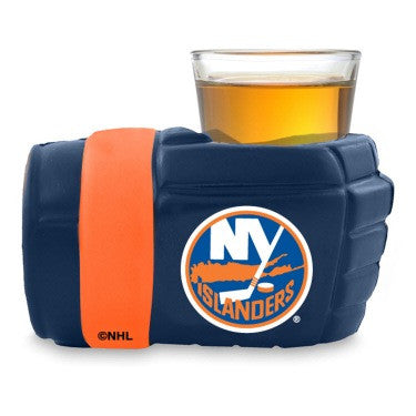 New York Islanders Mini Shot Glove